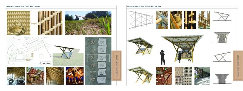 Individual Design Iterations - Rachel