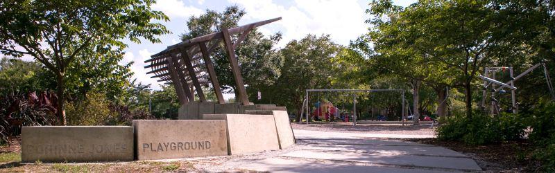Corrine Jones Park