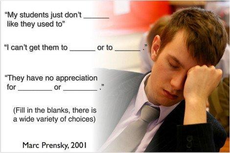 Prensky Quote