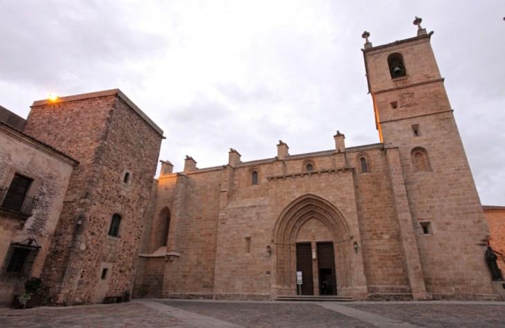 Concatedral de Santa María, arquitectura de fusión