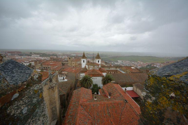 Cáceres vista general