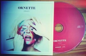CD promo Ornette
