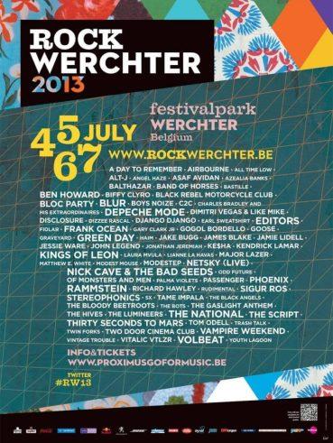L'affiche de l'édition 2013