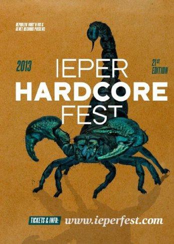 Ieper hardcore festival 2013