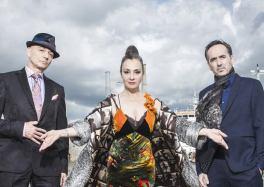 Catherine Ringer Gotan Project Plazia Francia 13 mai 2014 concert Lille