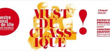 Must du classique mai 2014 onl de lille concert