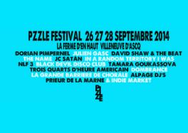 pzzle festival villeneuve d'ascq la ferme d'en haut alpage records ah bon productions my metro