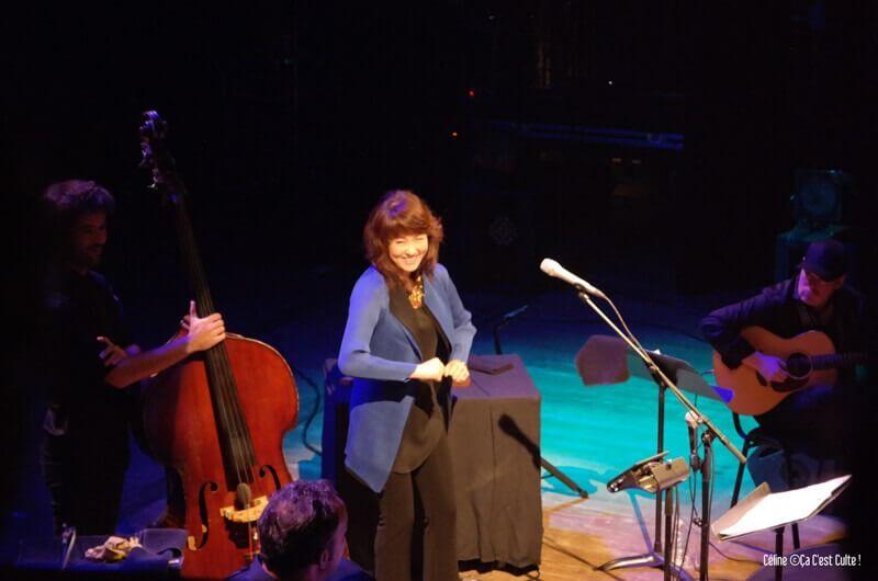 Youn Sun Nah Quartet - Gregory Porter @Tourcoing Jazz Festival 2014 ©Céline