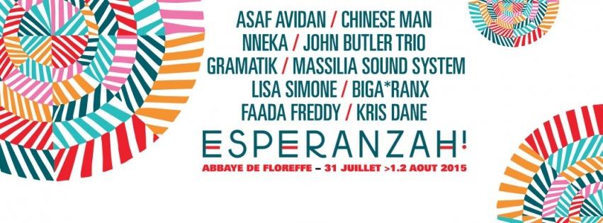 esperanzah! festival 2015 summer festival belgique belgium cacestculte