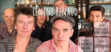 Lénine Renaud dévoile son nouvel album