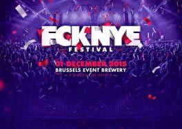 FCKNYE Festival 2015 Bruxelles cacestculte