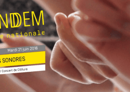 Paysages sonores 2016 Arras Tandem Centre hospitalier Fete de la musique