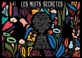 Festival Les Nuits Secrètes 2016 les nuits secretes summer