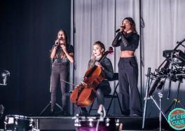 Le trio L.E.J. est de retour à Lille avec les Poupées Russes L.E.J au Colisée de Roubaix © François Regulski