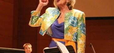 Dame Felicity Lott au Théâtre Municipal Raymond Devos à Tourcoing © Christine Protin