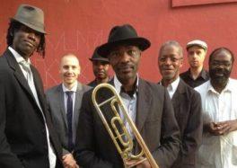 African Salsa Orchestra au Colisée de Lens