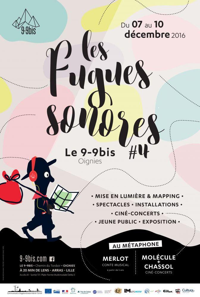 affiche les fugues sonores 4-2017-metaphone-9-9bis-oignies-festival