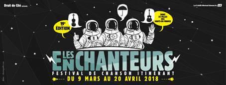 19e édition du festival Les Enchanteurs : du 9 mars au 22 avril 2018 ça c'est culte