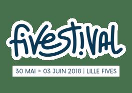 NASDAC va (ré)animer Lille avec le Fivestival 2018 !