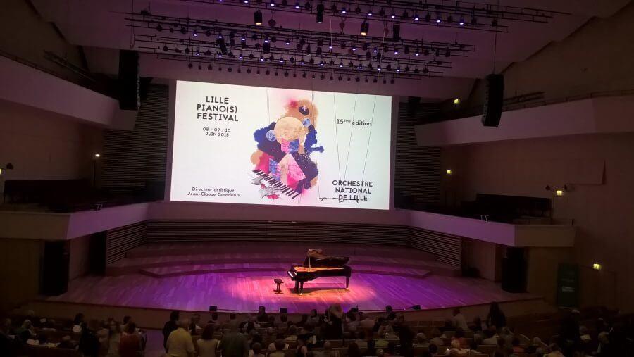 Lille Piano(s) Festival 2018 : programmation classique pour succès populaire