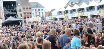 Garden Party Dominicale de Mons par Woodpark Suikerrock 2018 festival Tienen Suikerrock#17 Sébastien Ciron cacestculte