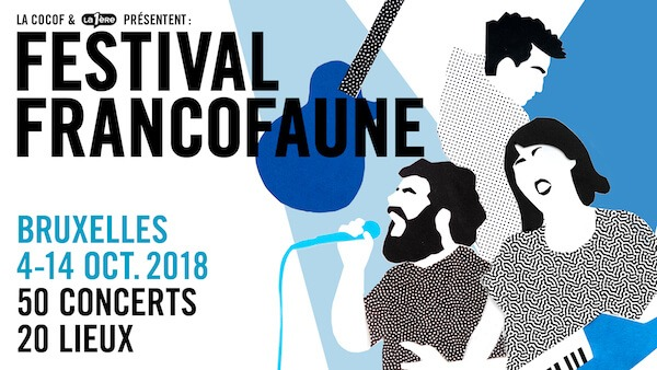 FrancoFaune : rendez-vous du 4 au 14 octobre à Bruxelles cacestculte