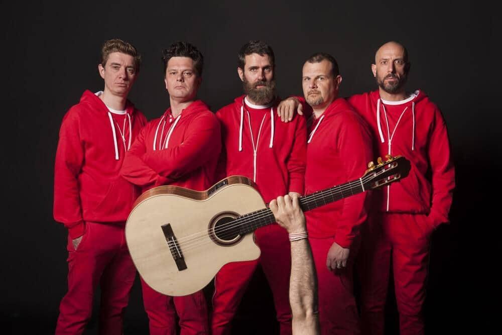 Groupe unique dans le paysage de la chanson française, les Wriggles reviennent à Lille !