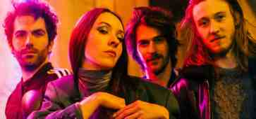 Minuit sort VERTIGO son premier album disponible et sera en concert au Splendid à Lille cacestculte