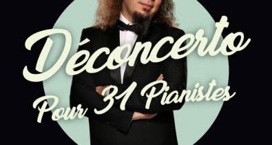 CHILDREN (Robert Miles) Simon Fache Déconcerto pour 31 pianistes