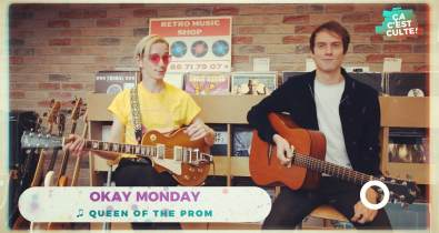 okay monday queen of the prom cacestculte retro music shop