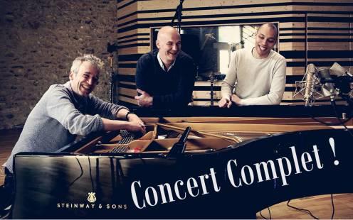 New Monk Trio avec Laurent de Wilde à Tourcoing !