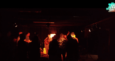 Moone en fête dans un endroit caché à Lille
