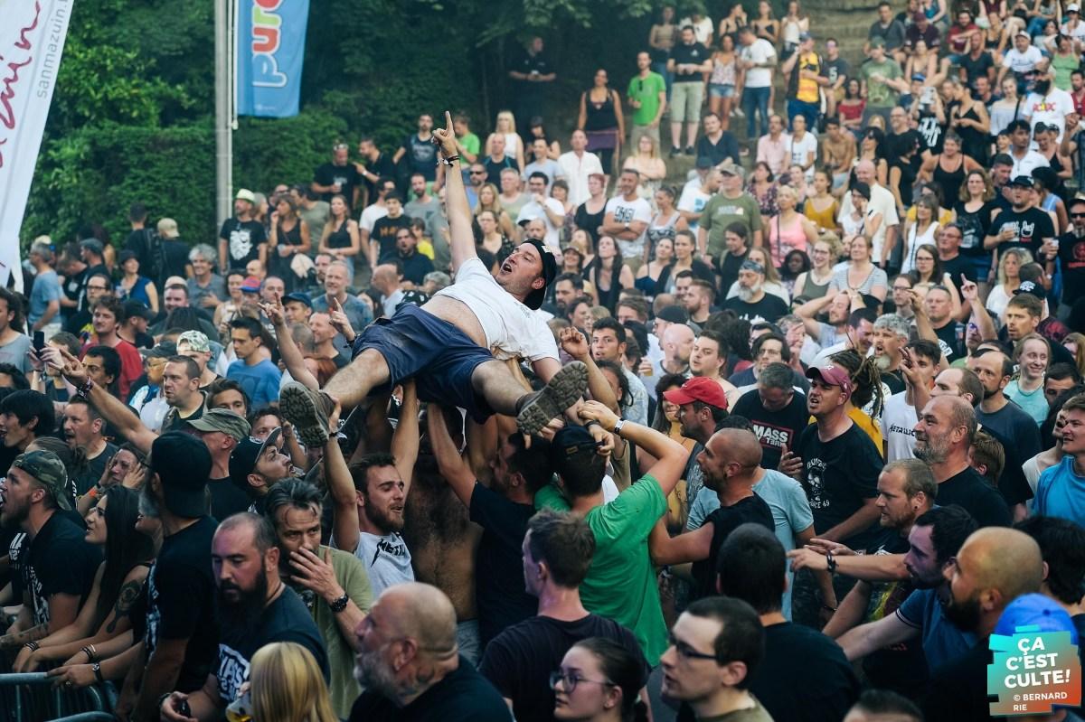 Verdur 2019 : retour en images du plus vieux festival de Wallonie