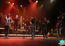 Les Ogres de Barback en concert à Abbeville © jrome fauquet
