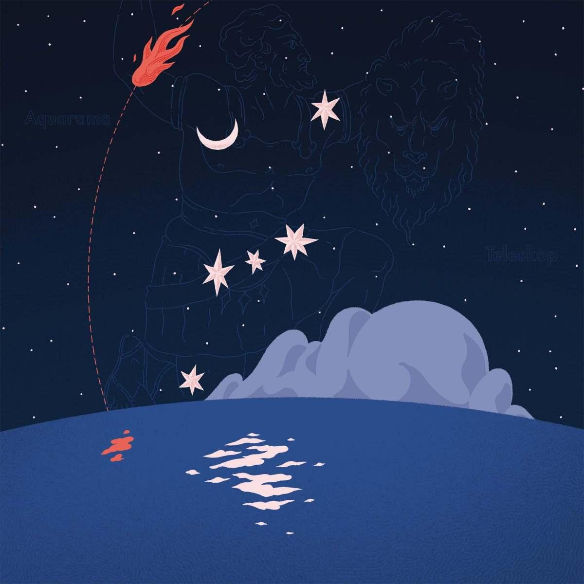 Aquarama : c'est déjà l'été avec leur nouvel album Teleskop