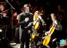 Lambert Wilson et L'Orchestre National de Lille