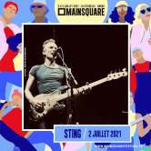 Sting et Twinty One Pilots au Main Square Festival 2021