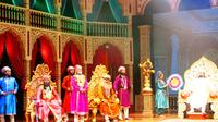 An Evening at Agra's Mohabbat The Taj Show Including Dinner