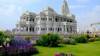 Private Day Tour of Mathura and Vrindavan from Agra