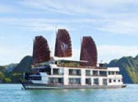Overnight Halong Bay Cruise with Pelican