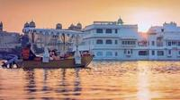 One-Way Private Drop from Ahmadabad To Udaipur with Private Transportation