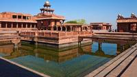 Agra to Jaipur by Private vehicle including visit to famous Fatehpur Sikri