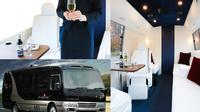 One day trip with Cool Star limousine bus!  Niseko to Otaru and Sapporo