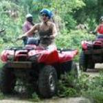 Punta Cana La Altagracia Province ATV Half Day Extreme Tour 74951P6