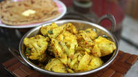 3-hour Private Cooking Lesson and Meal in a Local Agra Home
