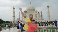 Private Golden Triangle 5-Day Tour from Delhi