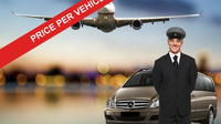 Transfer from Paris (any hotel) to Paris Charles de Gaulle Airport