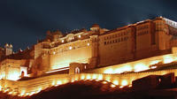 From Agra: Jaipur City Tour by Express Train
