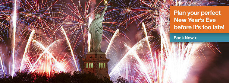 The Top 5 New York City New Years Tours  w Prices  Top New York City New Years