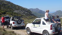 Crete Jeep Safari, Crete, 4WD, ATV & Off-Road Tours